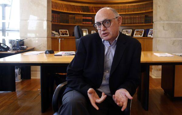 Timerman rechazó que el Gobierno haya impulsado un pedido para dar de baja las alertas rojas.