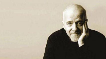 El escritor brasileño Paulo Coelho, autor de El alquimista y otros grandes éxitos literarios.