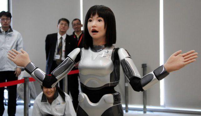 Futurista. Los robots humanistas son capaces de recolectar datos y adaptarse a su entorno.