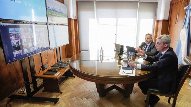 Meoni habló sobre los desafíos de la movilidad y el transporte de pasajeros y carga en Argentina