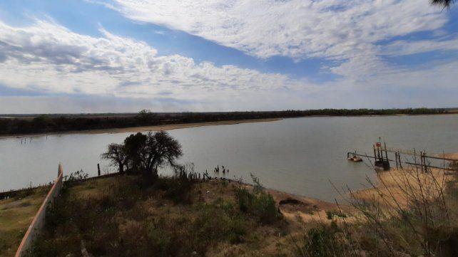 La Isla del Sol pertenece a Villa Constitución y forma parte del Delta del Paraná