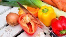 Un plato con verduras no lleva tanto tiempo y siempre es sano