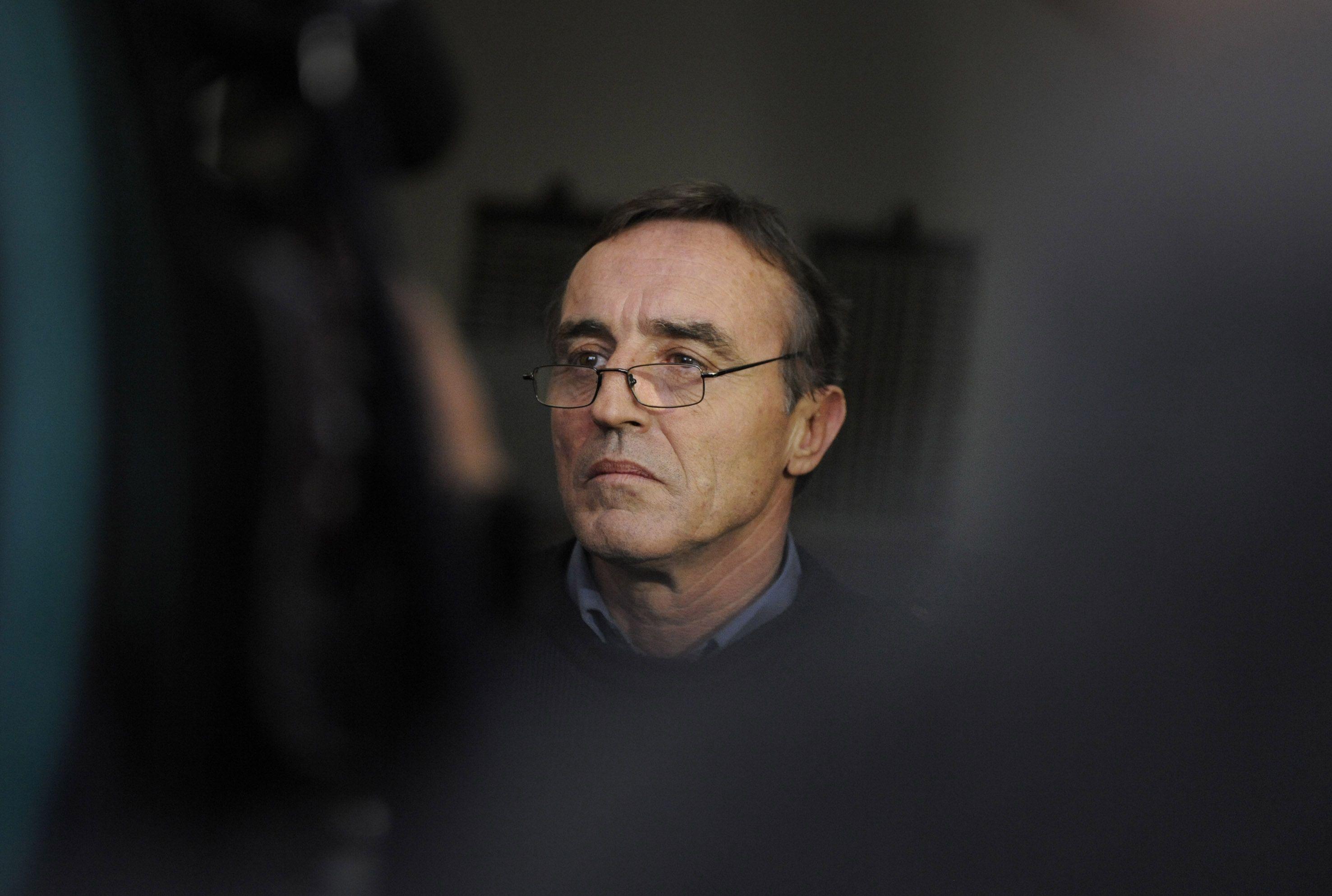 Hugo Tognoli seguirá preso a pesar de las garantías ofrecidas. (M.Sarlo-archivo)