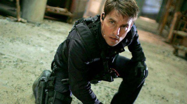 El pedido de Tom Cruise que frenó la filmación de una nueva entrega de Misión Imposible
