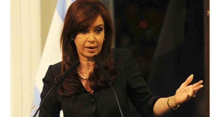 La presidenta dijo que el modelo impidió que la crisis internacional arrasara la Argentina