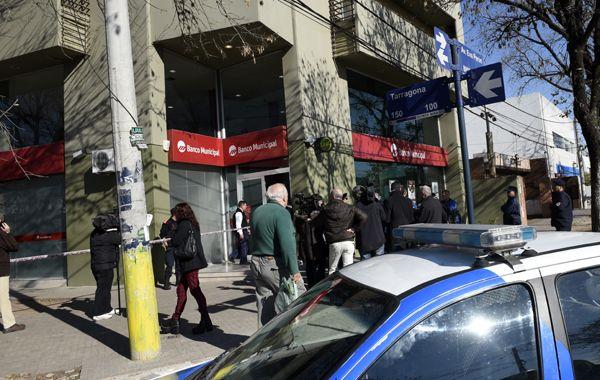 Queremos avanzar con los protocolos de seguridad bancaria