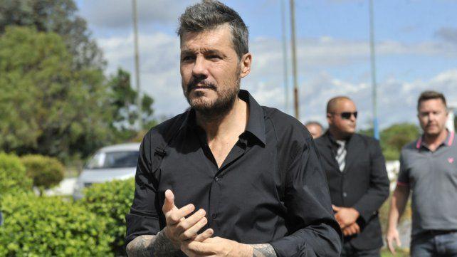 Marcelo Tinelli no descartó colaborar con el gobierno de Fernández.