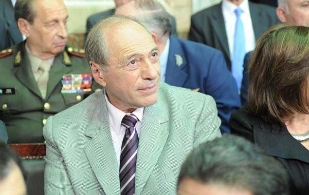Pasado. Eugenio Zaffaroni se ubicó el centro de las críticas de Massa al vincularlo con la dictadura militar.