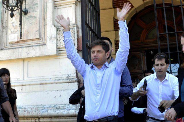 Kicillof logró la media sanción de la reforma impositiva