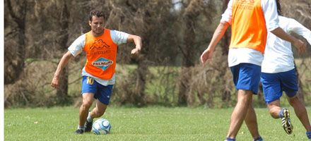 Central trabajó tras la derrota y Alfaro planea cambios: el Equi podría volver