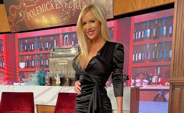 Luciana Salazar reveló cómo se lleva con la exesposa de Martín Redrado