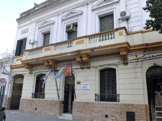 El asalto en la inmobiliaria fue denunciado en la seccional 6ª. (Foto de archivo)