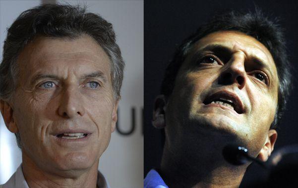 Reparos. Macri no quiere disputar una gran Paso con el Frente Renovador de Massa.
