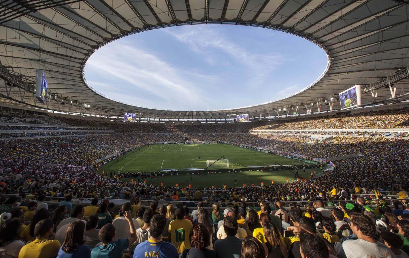 El célebre Jornalista Mario Filho ahora tiene capacidad para 79.000 espectadores.