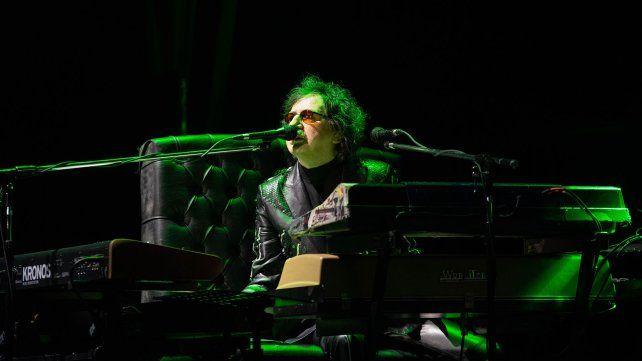 Charly García brilló en el Luna Park con Nito Mestre y Pedro Aznar