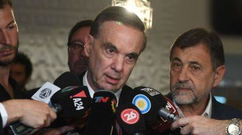 El candidato a vicepresidente de Cambiemos, Miguel Angel Pichetto, criticó al kirchnerismo.