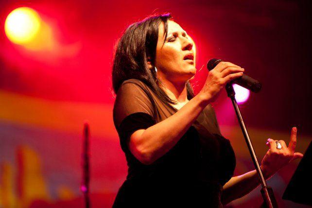 La artista cantó en el Colón y en clubes de jazz de Nueva York.