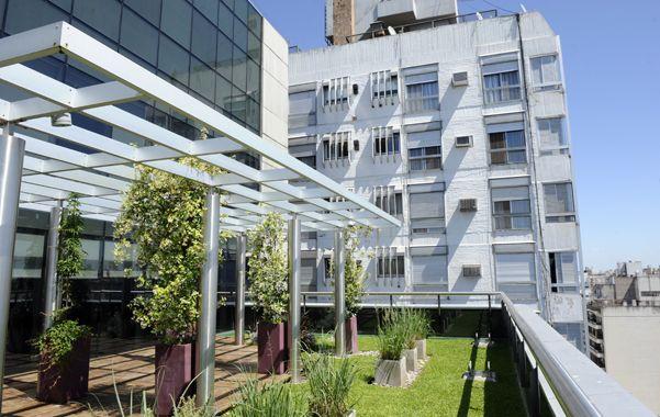 Insisten en implementar planes que promuevan  terrazas verdes