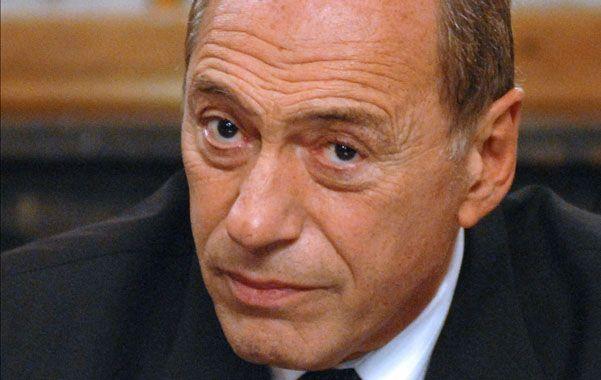 Zaffaroni negó ayer rotundamente la posibilidad de postularse para un cargo electivo en las elecciones del 2015.
