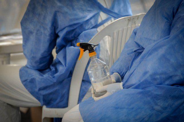 Rosario acumula 151 muertes por coronavirus en lo que va de enero