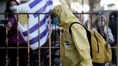 con apenas 149 casos diarios, uruguay paso de zona verde a amarilla-anaranjada