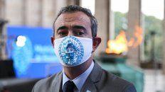 El intendente Javkin denunció a la Justicia el robo de 100 dosis de la vacuna de AztraZéneca