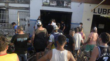 Un joven fue acribillado a balazos en Empalme Graneros en un ataque sicario