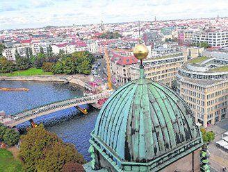 La catedral desde arriba. Mirada imperdible desde la cúpula mayor.