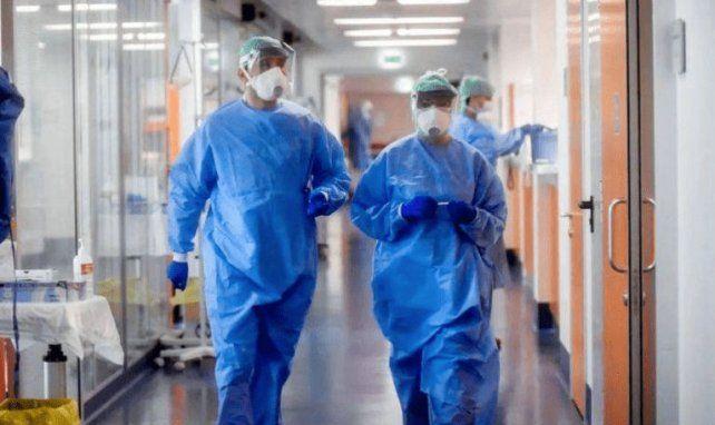 El gobierno eximió de ganancias a personal de salud y fuerzas de seguridad