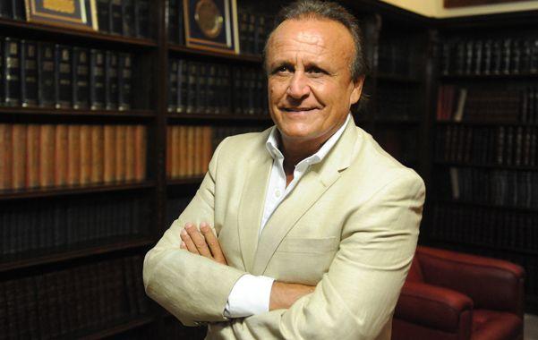 El ganador. Miguel Del Sel resultó el candidato más votado en las elecciones realizadas el domingo pasado.