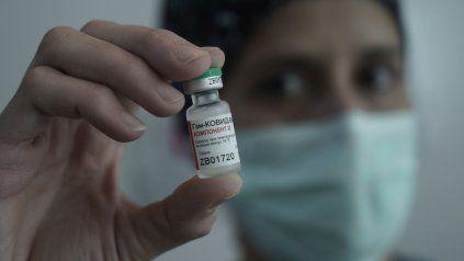 Si todo marcha según lo previsto, el laboratorio Richmond comenzará a producir la vacuna Sputnik V la semana próxima en la Argentina.