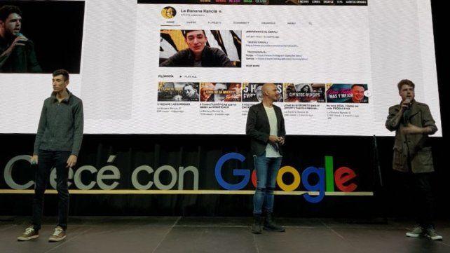 Google reunió en Rosario a 2200 personas con talleres y capacitaciones gratuitas