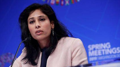 Perspectivas. Gita Gopinath, economista jefe del FMI.