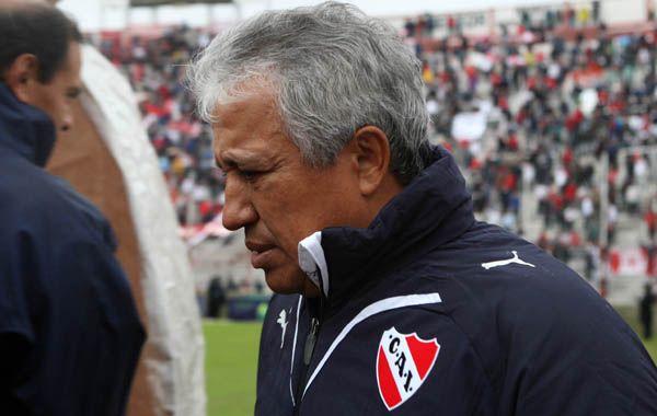 Tiene rival. El Tolo debutará el domingo frente a Godoy Cruz.