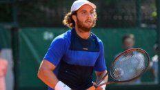 Trungelitti, situado en el puesto 247 del ranking mundial de la ATP, necesitó de 1 hora y dos minutos para superar al serbio Milojevic.