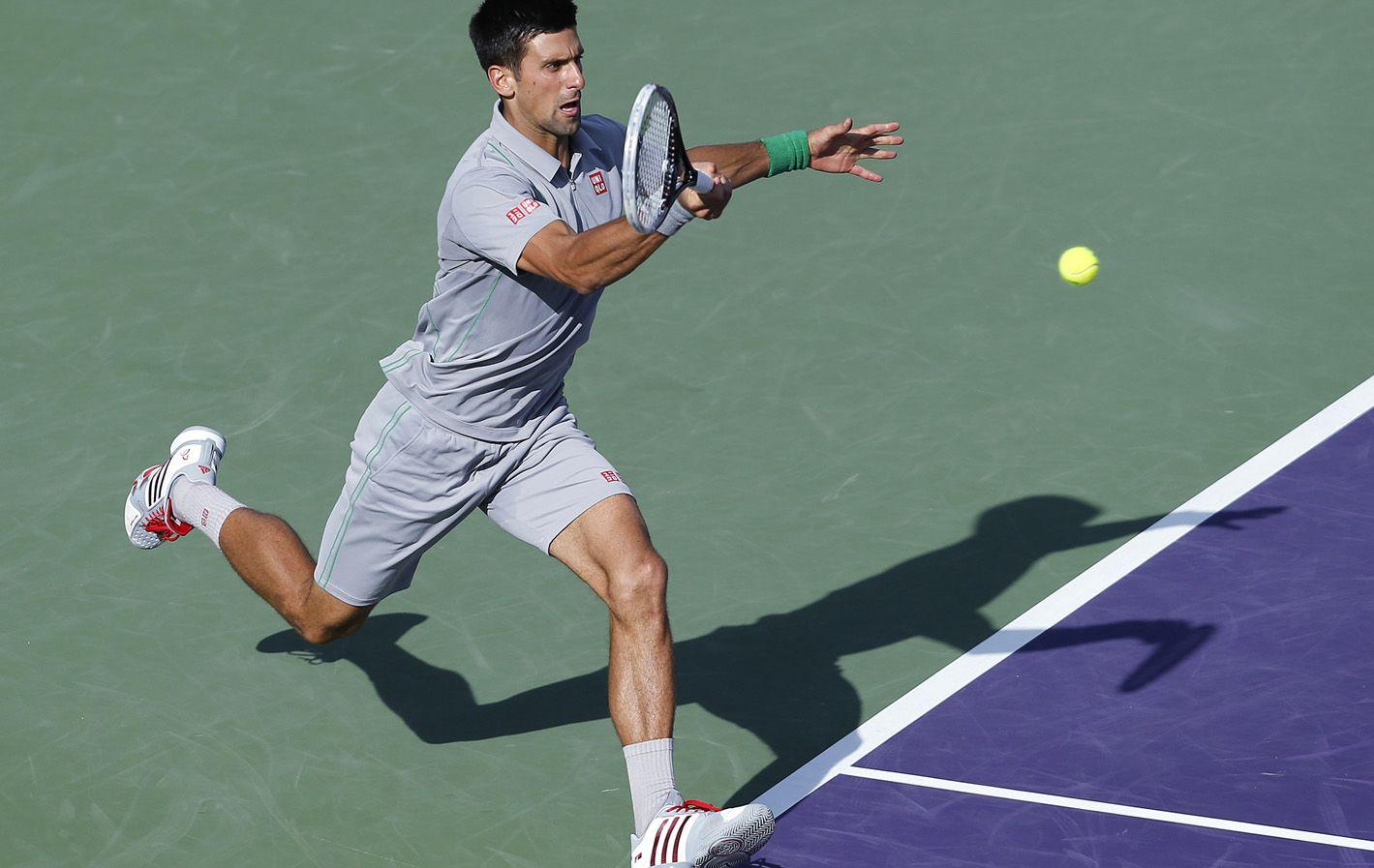 Game. Djokovic le devuelve a Murray en un apretado y polémico partido.
