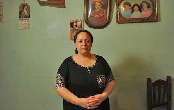juzgada. Beatriz López sufrió una descompensación al escuchar el fallo que la liberó de culpa y cargo.