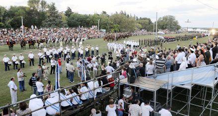 San Lorenzo: Boudou llamó a rescatar la lucha contra el colonialismo