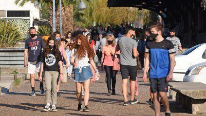 Buscan reducir al mínimo la circulación de gente en las calles para evitar la proliferación de contagios.