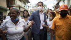 Juan Guaidó fue calificado por la UE como interllocutor privilegiado del bloque europeo.