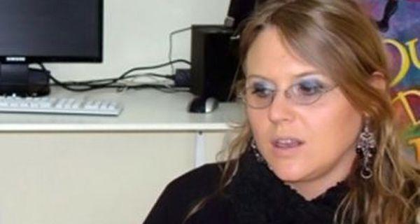 Se reveló un diálogo entre la periodista Heit y su víctima