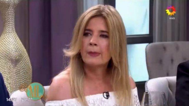 Mercedes Ninci reveló el motivo de su partida de El diario de Mariana