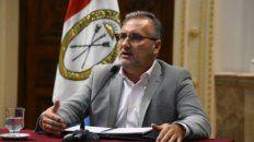 El senador provincial por el departamento Rosario, Marcelo Lewandowski, el elegido para encabezar la nómina.