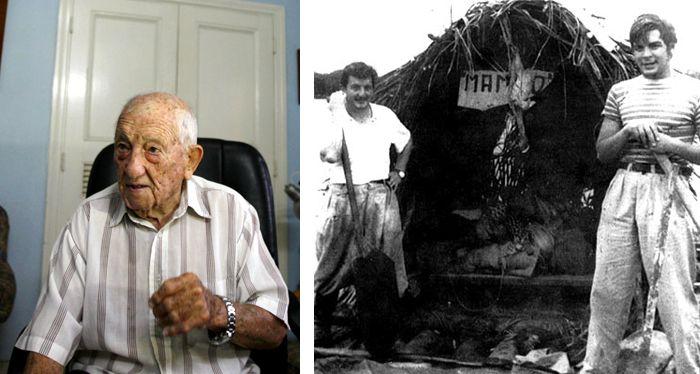 Alberto Granado, el amigo y compañero del Che Guevara, emprendió su último viaje