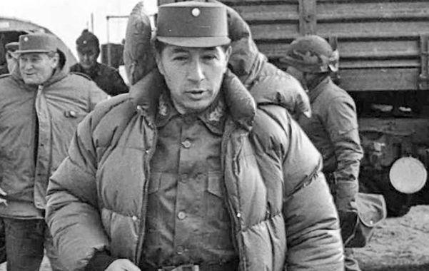 De combate. Mario Benjamín Menéndez comandó las tropas en la guerra.