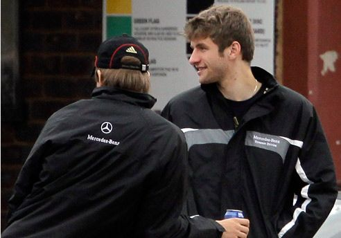Müller: Messi jugó un Mundial respetable