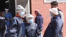 Rosario notificó el número más bajo de contagios de coronavirus de los últimos tres meses