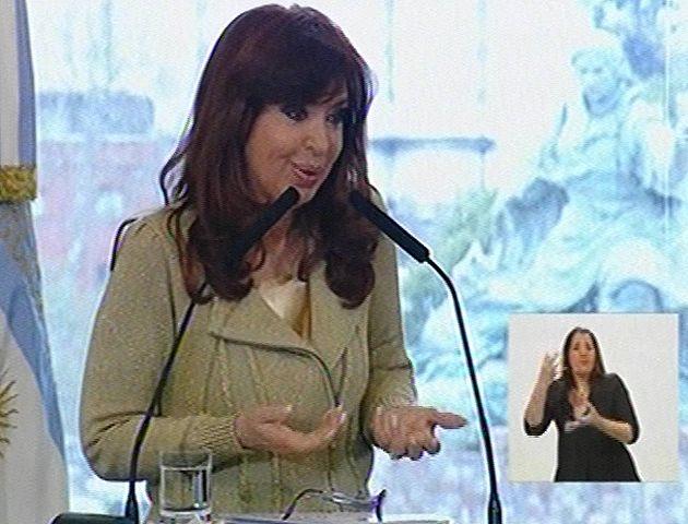 Nos pone contentos que más argentinos se hayan dado cuenta que estamos haciendo bien las cosas