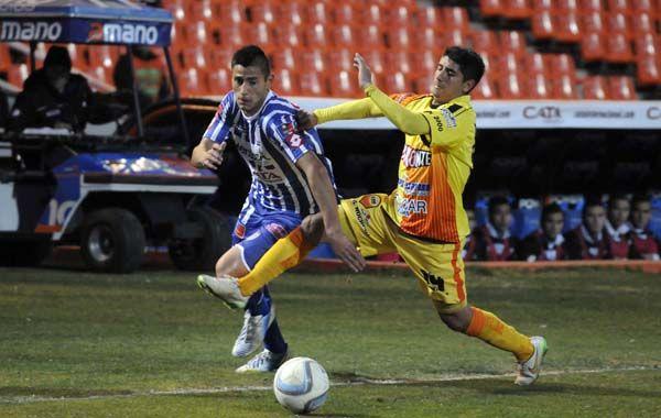 Godoy Cruz fue un claro dominador ante un equipo misionero que permanece en zona de descenso. (Foto: Télam)