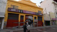 cerro un historico bar de peatonal san martin y se agrava la crisis del centro